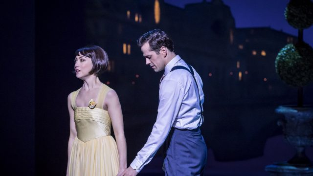 AN AMERICAN IN PARIS at the Dominion Theatre