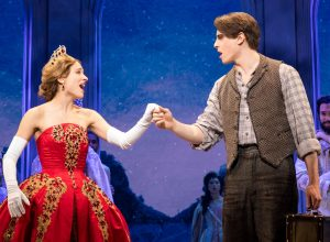 Christy Altomare & Derek Klena