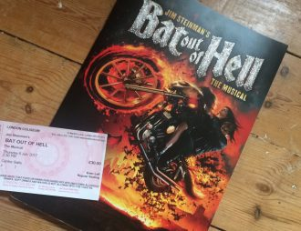 Review of 'Bat Out of Hell' at the London Coliseum