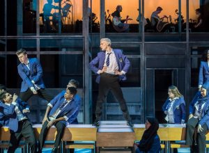 'Everybody's Talking About Jamie' at the Crucible Theatre, Sheffield OFF-WEST END