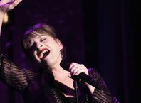 Patti LuPone performing at 54 Below