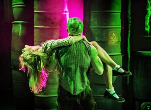 'The Toxic Avenger' at the Southwark Playhouse OFF-WEST END