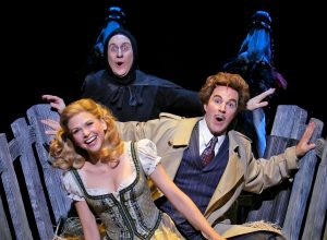 'Young Frankenstein' at the Lyric Theatre ON BROADWAY